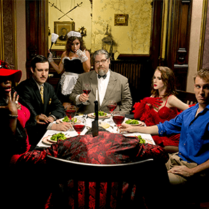 Newark Murder Mystery: death at the dinner table